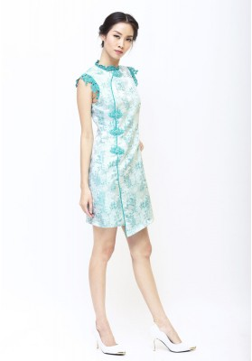 Riley Cheongsam Dress