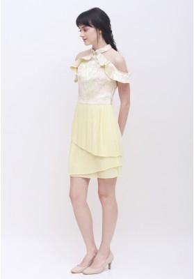Winslet Cheongsam Dress Green