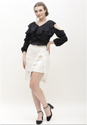 Elisia Top Black