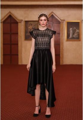 Marion Dress Black