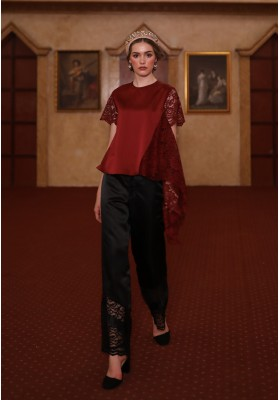 Sienna Top Red