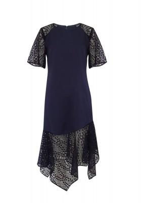 Eloise Dress Navy