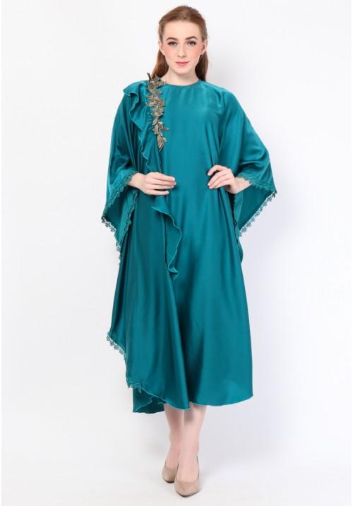 Azura Embroidery Kaftan Tosca