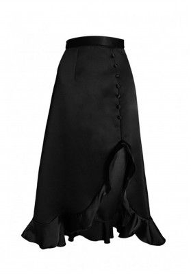 Eleanor Skirt Black