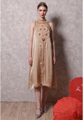 Cannele Cheongsam Dress (Pre-Order)