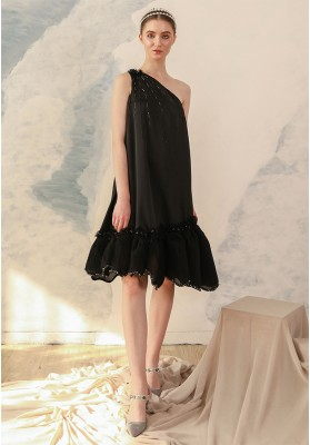 Black Ophelia Dress  (Pre-Order)