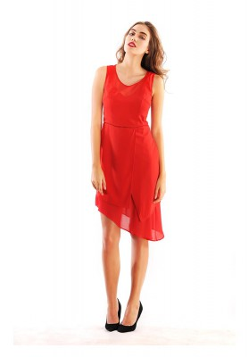 Alexis Dress Red