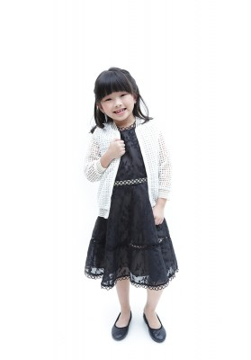 Kimberly Lace Jacket White